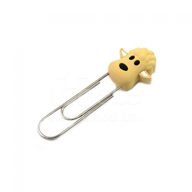 Cheap promotional items sheep paperclip