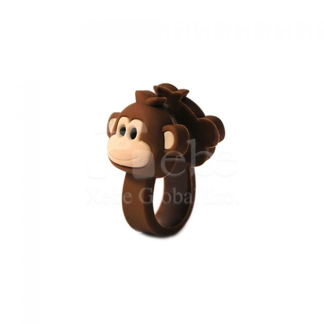 Gifts for kids monkey earphone winder