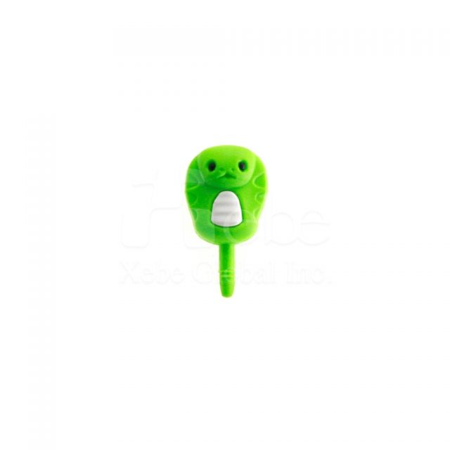 Promotional items snake dust plug
