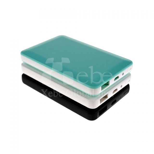 Photo printing portable charger Power bank printing