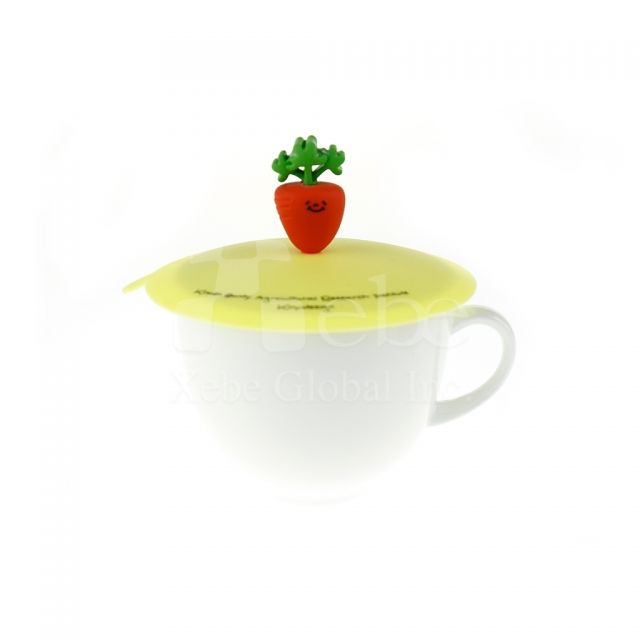 Carrot custom Cup cover Creative gifts idea