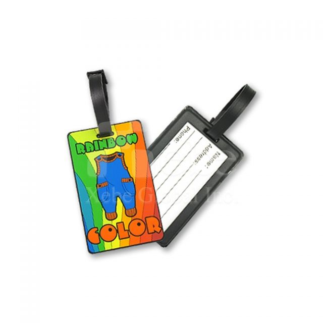 Best corporate gifts luggage tags