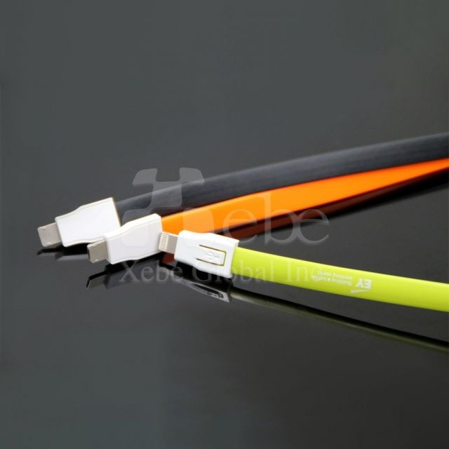 ID badge lanyard data cable Business giveaways
