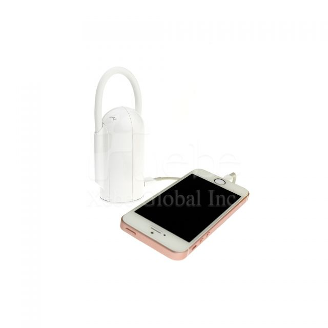 Power bank with Touch Switch LED light