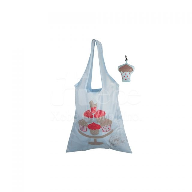 Cupcake shape custom shopping bag Creative gifts idea