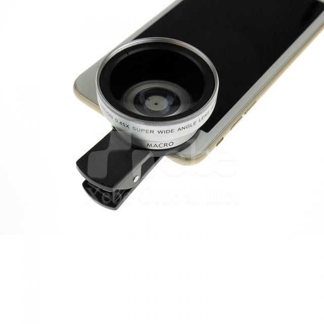 2-in-1 phone camera attachment Phone camera lens kit