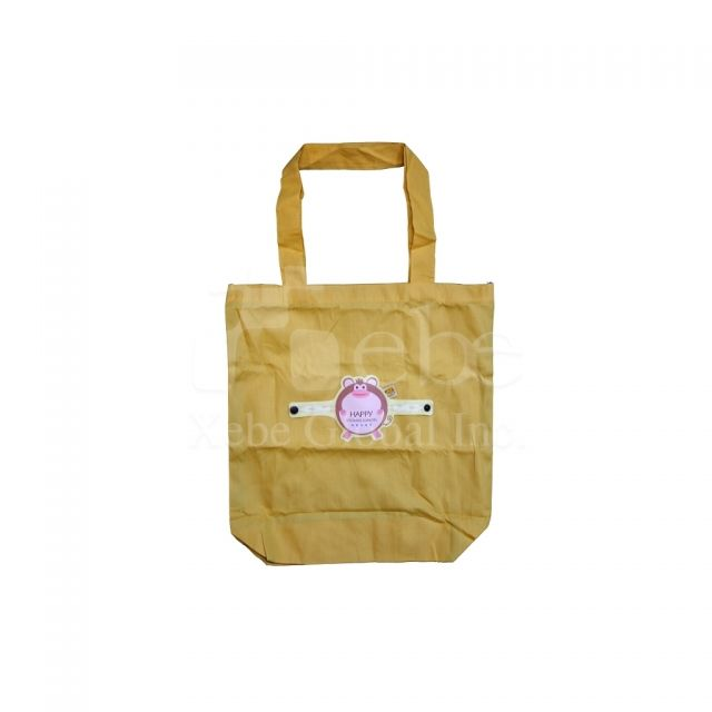 Chubby monkey eco shopping bag Promotional gift