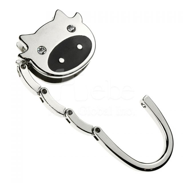 Bull metal Purse hook New year gifts