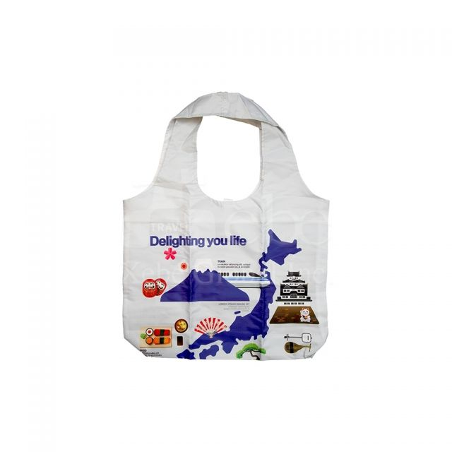 Traveling in Japan eco shopping bag Event gift