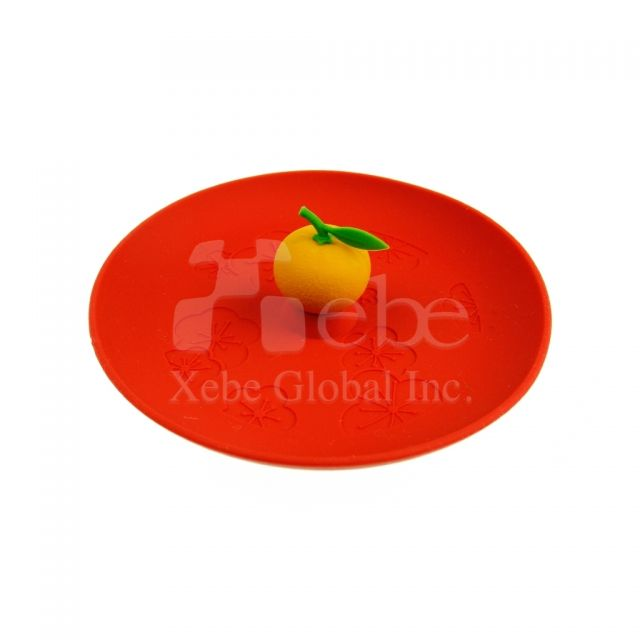 Great luck orange 3D cup cover New year gift