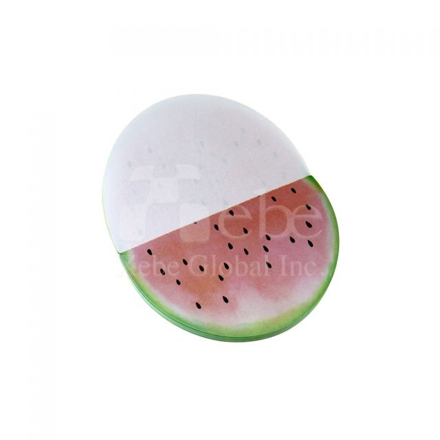 Watermelon sticky memo